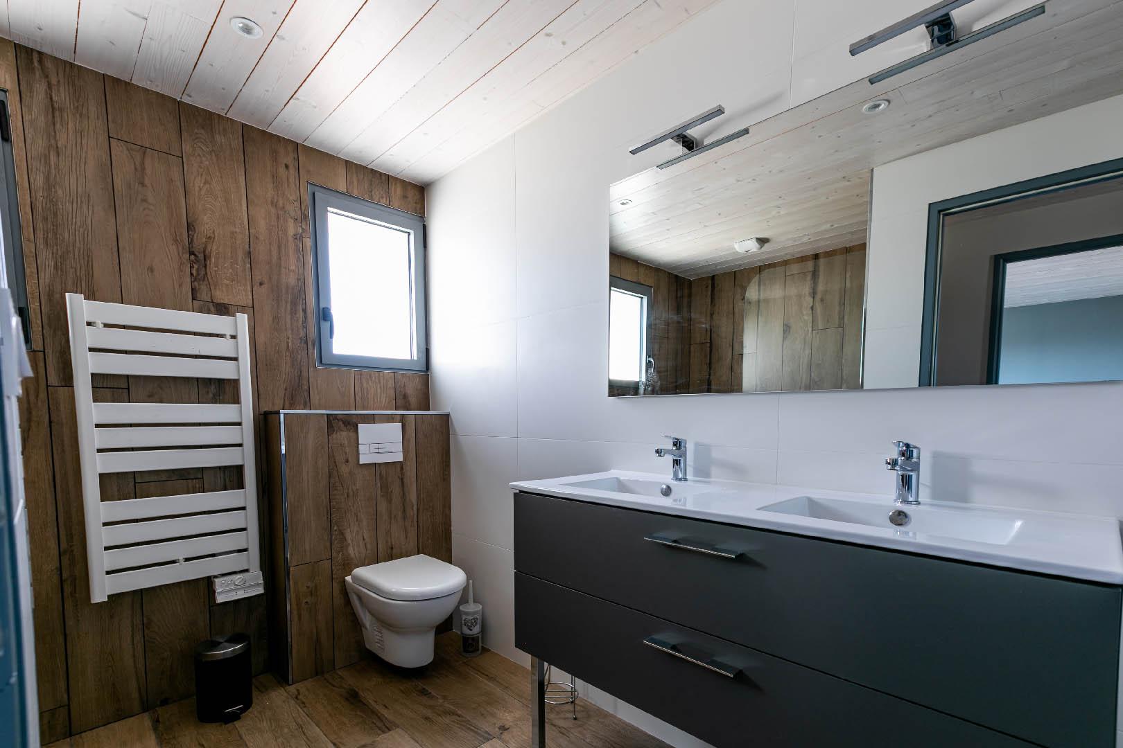 Salle de bain Villa Île de Ré